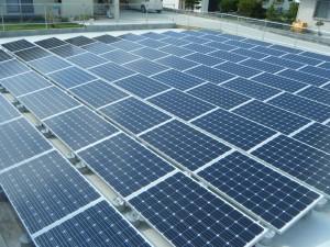 弊社が所有してる太陽光発電設備を見学できるようになりました