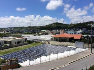 太陽光発電設備設置工事(豊原)(H26 (1)